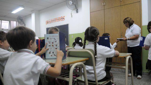 Nación busca conocer la realidad de las aulas con una nueva prueba