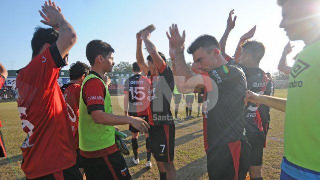 En la Liga sí hubo clásico y fue triunfo de Colón sobre Unión 1 a 0