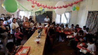 Las ONG trabajan a diario para cubrir la asistencia alimentaria