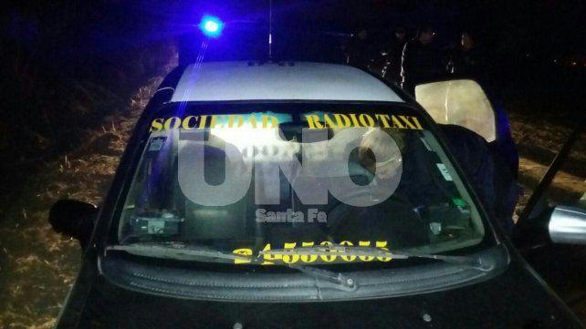Santo Tomé: golpearon a un taxista y le robaron el auto