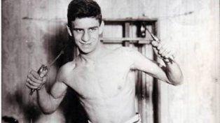 Pedro Quartucci. El actor de La Familia Falcón ganó la medalla de bronce en pluma en París 1924.