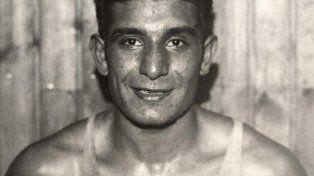 Víctor Avendaño. En Amsterdam 1928