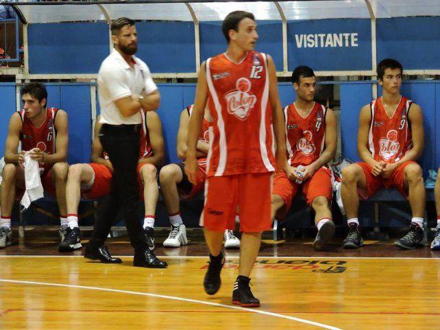José Luis Álvarez regresa a la capital de la provincia para jugar en Colón el certamen Oficial.