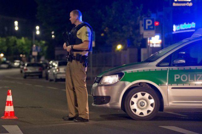 Un hombre se inmoló frente a un restaurante de Alemania y dejó 12 heridos