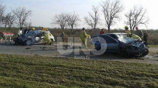 Identificaron a la víctima fatal del accidente en la autopista Santa Fe-Rosario