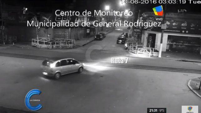 Un video que revela el camino al convento de José López