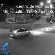 Un video revela el camino al convento de José López