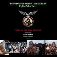 Hackearon la web de una Municipalidad en Argentina con mensajes del ISIS