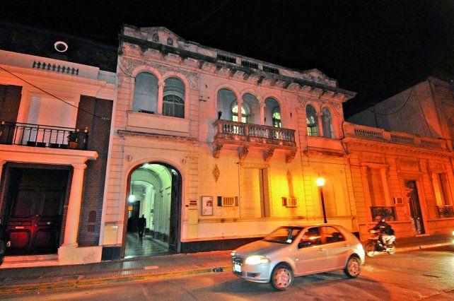 Soy De Club del Orden: Casa de la Constitución