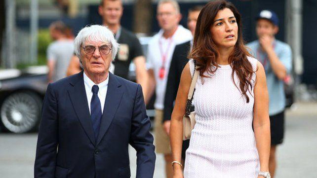 Secuestran a la suegra de Bernie Ecclestone y piden una fortuna por su liberación