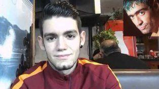 Violento asalto al hijo de Rodrigo Bueno: Se me volvieron a romper los dientes