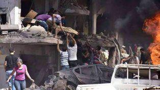 Al menos 44 muertos por un atentado con explosivos en el límite entre Siria y Turquía