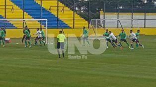 Unión derrotó 2 a 1 a Rosario Central en Arroyo Seco