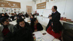Más de 120 jóvenes iniciaron los cursos de capacitación en las Escuelas de Trabajo