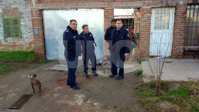 Hallaron sin vida y envuelto en una frazada a un bebé abandonado en barrio San Lorenzo