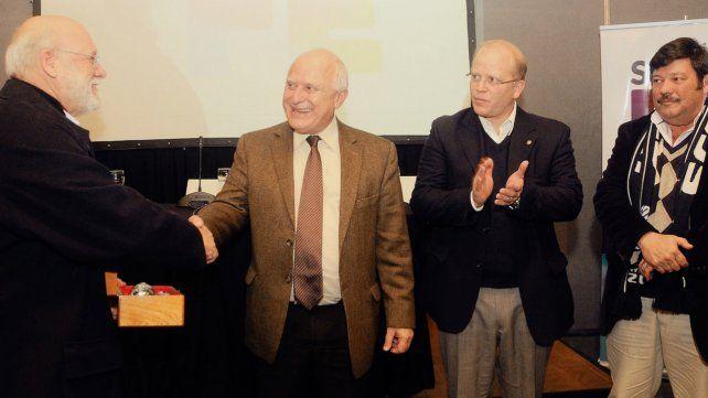 Lifschitz se reunió en Buenos Aires con Stolbizer y diputados de Massa