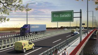 Aseguran que en 2017 se licitaría el nuevo puente Santa Fe-SantoTomé