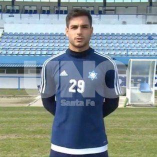 El centrodelantero santafesino Mauro Dalla Costa viene de tener una buena temporada en el ascenso de Portugal.