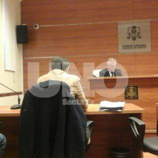 Tribunales. Este jueves en la Sala 3, el juez Pocoví homologó el acuerdo entre las partes donde el imputado de haber matado a Juan Omar Franco en 2015 aceptó las responsabilidad.