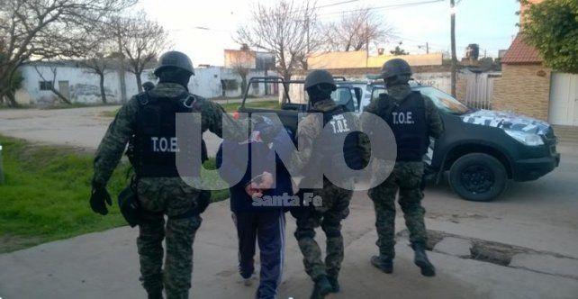 Detienen a un hombre por un crimen ocurrido en Santa Rosa de Lima