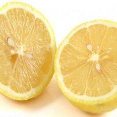 Las propiedades curativas del limón