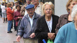 Nuevo incremento de las jubilaciones y pensiones de la provincia