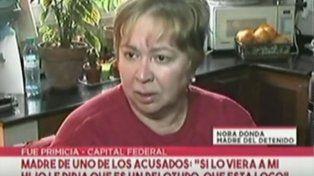 La madre de uno de los detenidos por amenazar a Macri negó que su hijo sea terrorista