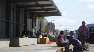 Vecinos y comerciantes expusieron reparos ante la obra del Metrofé sobre Blas Parera