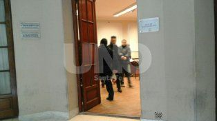 Acusados. Los dos hombres permanecen detenidos a la espera de la audiencia de prisión preventiva.