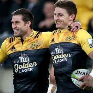 lions y hurricanes jugaran la final del super rugby