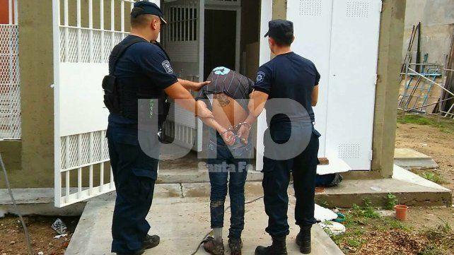 Persecución y arresto de ladrones cordobeses que robaban en el centro sur de Santa Fe