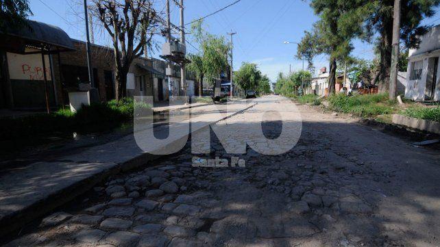 Presentarán una millonaria inversión en obras para el barrio Santa Rosa de Lima