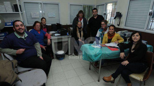 La unidad para personas sordas del Iturraspe ya recibió 63 consultas