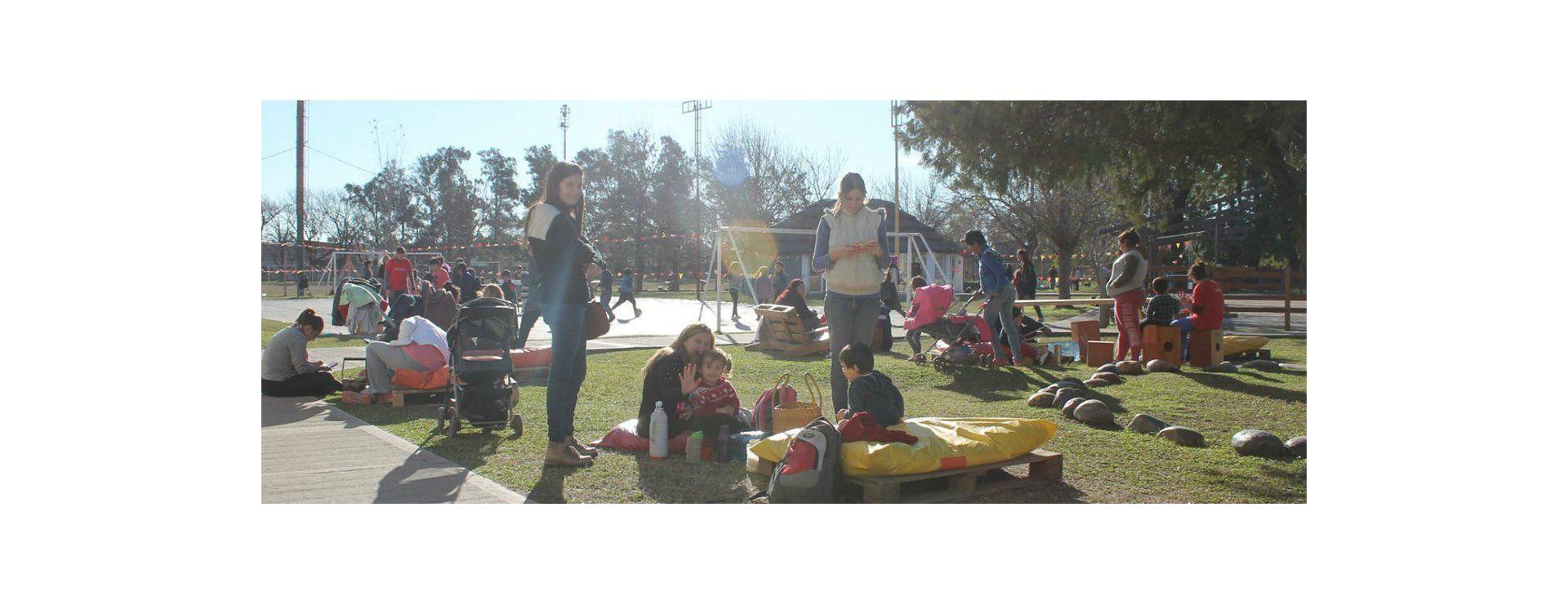 Este invierno más de 90 mil personas visitaron el Tríptico de la Imaginación