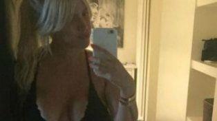 Calor en Milán: la selfie sexy de Wanda Nara que incendió Instagram
