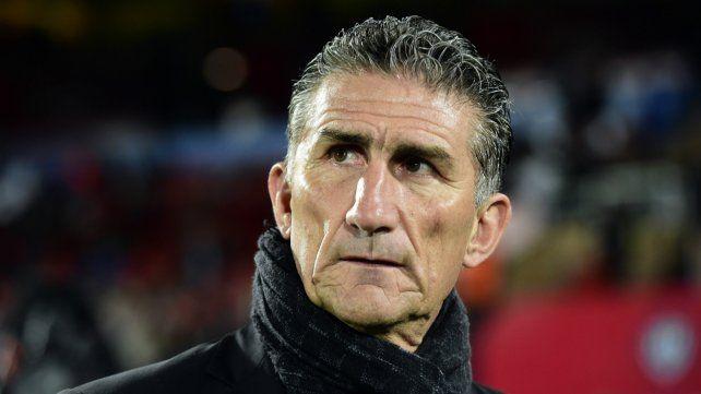 Edgardo Bauza es el nuevo director técnico de la selección argentina