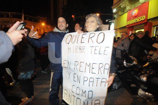 Ruidazo II: esperan convocar más gente que en la primera protesta