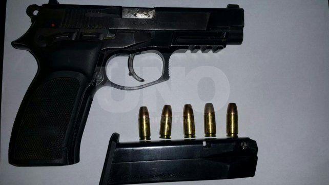 Secuestraron cuatro armas de guerra y decenas de bala en las últimas  20 horas