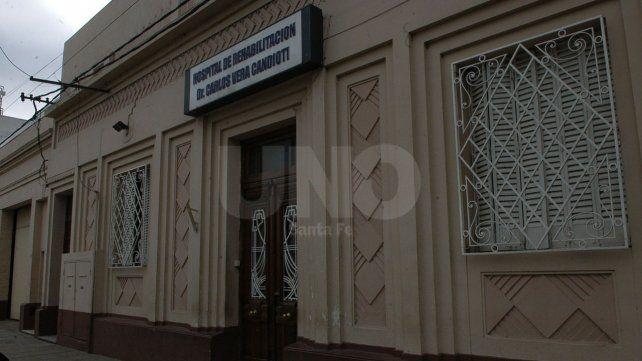 Suspendieron las actividades en el Vera Candioti por la descarga eléctrica que sufrió un pasante