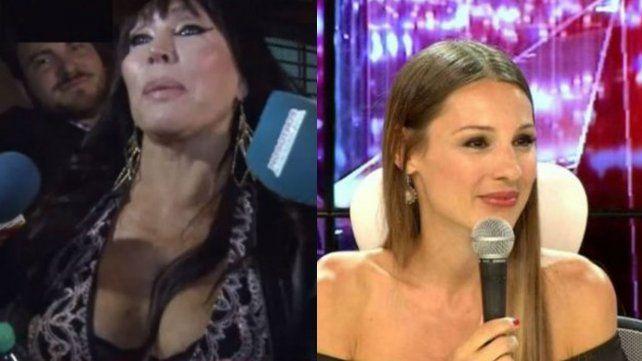 Moria vs. Pampita: No soy vocera de una chica que no habla