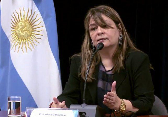 Experiencia. Bevacqua fue directora técnica del Indec. Tanto en la gestión de Néstor Kirchner como la de Mauricio Macri