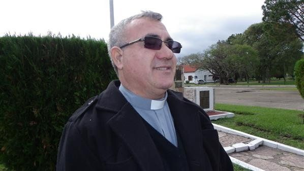 Acusado de abuso sexual. El cura párroco fue detenido el 19 de abril en la iglesia Madre María de Dios.