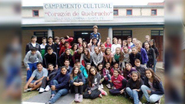 Inscriben para el Campamento cultural Corazón de Quebracho 2017