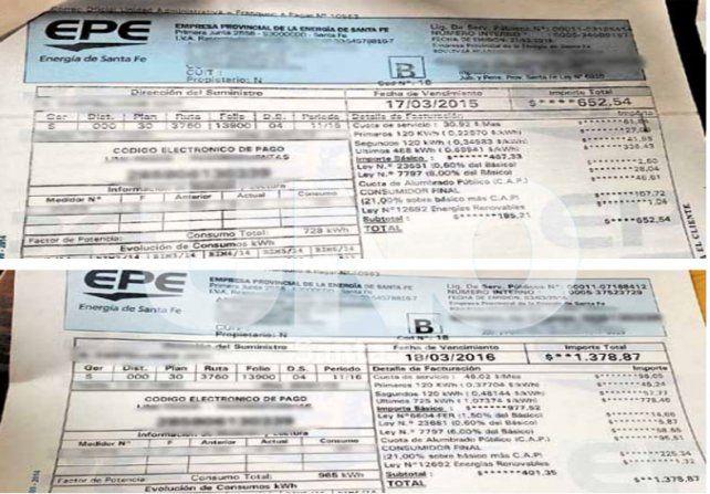 La EPE brindó aclaraciones sobre el fallo judicial que suspende el aumento del servicio eléctrico