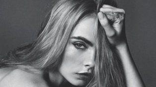 La portada de Esquire de septiembre con Cara Delevingne como protagonista.