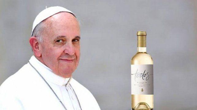 Por primera vez el Papa hará la consagración con vino argentino