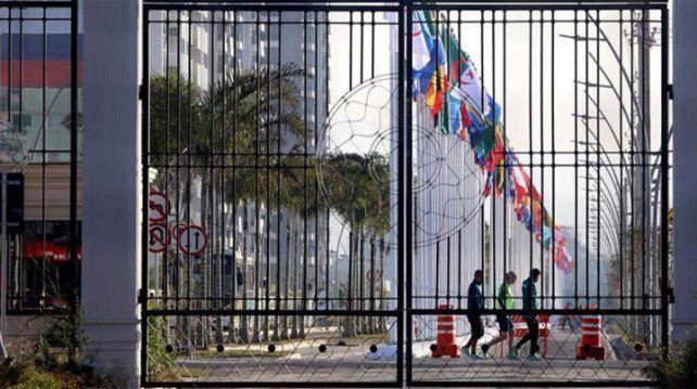 ¡Horror en la Villa! Detuvieron a un boxeador marroquí por una agresión sexual