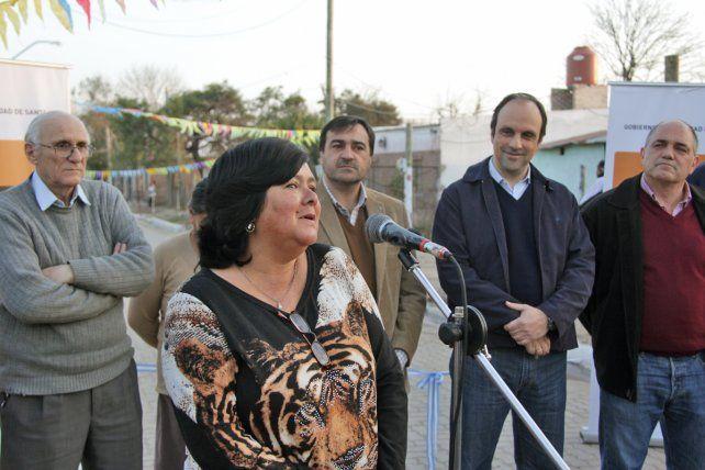 Coronel Dorrego, un barrio en plena transformación que suma nuevas obras