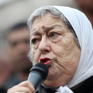 el juez martinez de giorgi concedio la eximicion de prision a bonafini