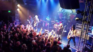 Los Guns N Roses tocarán en la cancha de Rosario Central
